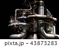 ロケットのエンジン 43873283