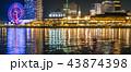 夜景 神戸 ハーバーランドの写真 43874398