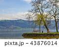 ツーク湖 湖 湖畔の写真 43876014