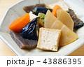 野菜 野菜煮物 煮物の写真 43886395