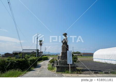 吉野川の語り部地蔵 徳島県徳島市の高地蔵(うつむき地蔵) 43891181