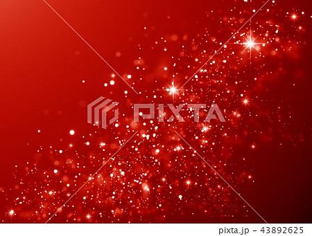 赤色キラキラ光り 43892625