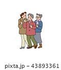 仲良しおばさん 43893361