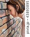女の子 女子 少女の写真 43893895