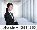 女性 ビジネスマン ビジネスウーマンの写真 43894883