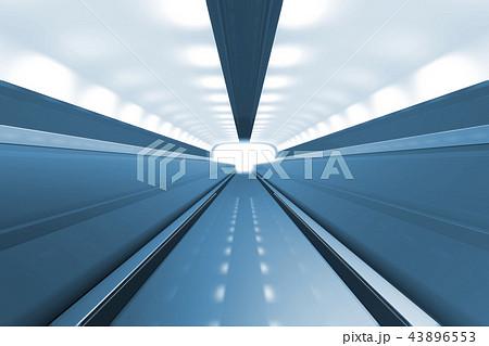 トンネルイメージ CG 43896553