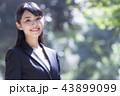 女性 ビジネスウーマン 人物の写真 43899099