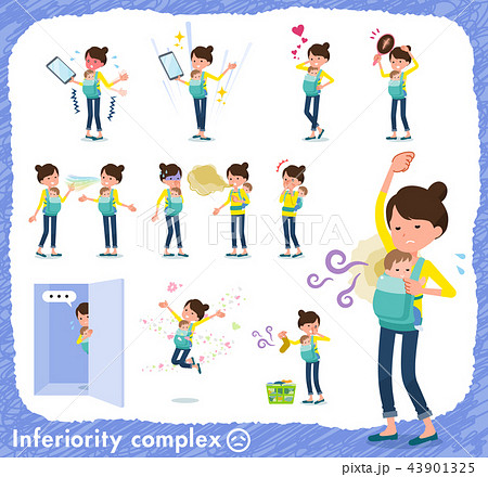 flat type Mother and baby_complex 43901325