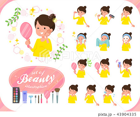 flat type Pregnant women_beauty 43904335