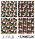 子供 キッズ 遊ぶのイラスト 43906380