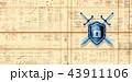 グラフィックデザイン 43911106