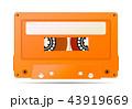音声 テープ 磁気ののイラスト 43919669