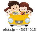 家族でドライブ 43934013