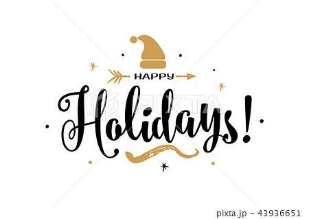 「happy holidays カード」の画像検索結果