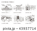 日本の観光地(中国地方) 43937714