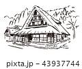 岐阜県大野郡/白川郷 43937744