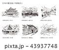 日本の観光地(中部地方) 43937748