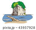 石川県珠洲市/見附島 43937928