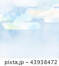 背景 和紙 和柄のイラスト 43938472