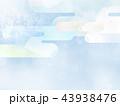 背景 和紙 和柄のイラスト 43938476