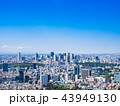 東京 都市風景 新宿副都心の写真 43949130