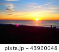 国府津海岸の朝日6 43960048