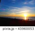国府津海岸の朝日10 43960053