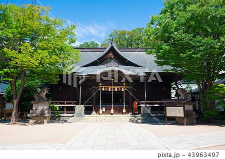長野県松本市の四柱神社 43963497