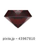 ガーネットの宝石, ジュエリー 43967810
