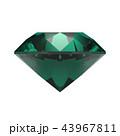 エメラルドの宝石, ジュエリー 43967811