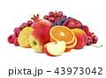 フルーツ 果実類 果物の写真 43973042