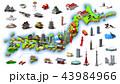 日本観光名所2 43984966