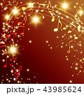 音楽 五線譜 夜空 ト音記号 譜面 音符 ミュージック 43985624