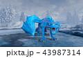 ドラゴン 43987314