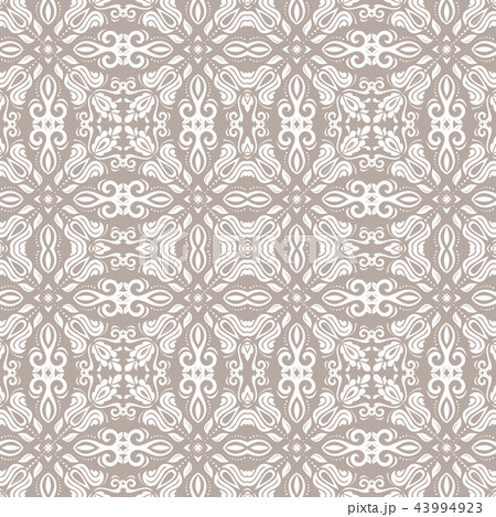 Orient Seamless Vector Background 43994923