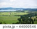 田舎 風景 フュッセンの写真 44000546