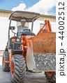 男性 建設現場 工事の写真 44002512