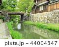 八幡堀 堀 河川の写真 44004347
