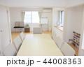 オーラソーマのある白く爽やかな部屋 44008363