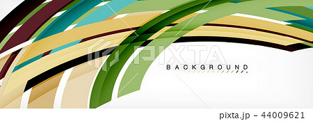 Minimal line design abstract background 44009621