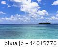 海 モルディブ 夏の写真 44015770