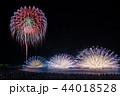 三国花火大会 花火 花火大会の写真 44018528