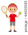 テニス 男性 44020585