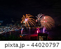 (静岡県)熱海100万ドルの夜景と海上花火 44020797