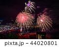 (静岡県)熱海100万ドルの夜景と海上花火 44020801