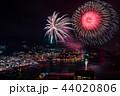 (静岡県)熱海100万ドルの夜景と海上花火 44020806
