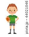 ベクター 男性 ラグビーのイラスト 44021046