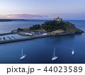 St Michaels Mount Cornwall with yachts 44023589