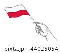 独立 自立 バックグラウンドのイラスト 44025054