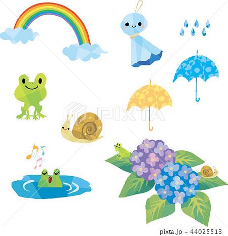 梅雨の季節いろいろ 44025513